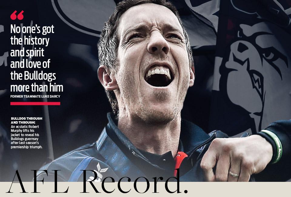AFL Record Print Publication